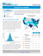 DataTrends: Energy Use in Hospitals