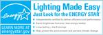 Thumbnail of the ENERGY STAR Lighting Stand Alone Mark (JPG)