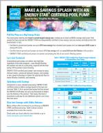 ES Pool Pump Factsheet
