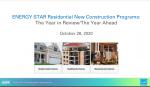 ES Residential New Construction Programs thumbnail