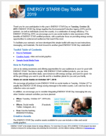 ENERGY STAR Day Toolkit 2019