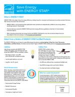 Fall Product Factsheet