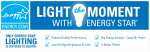 Light the Moment Signage Examples: LED Fixtures