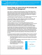 thumbnail of the Fusion Trade, Inc. Power Management Case Study