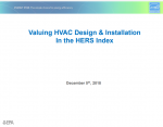 HERS Points for HVAC Design and Installation thumbnail