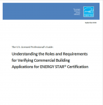 image of the ENERGY STAR Guide for Licensed Professionals cover page