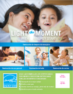 Light the Moment Co-brandable lighting handout thumbnail