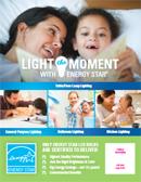 Light the Moment Co-brandable lighting handout (English)