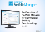 Overview of Portfolio Manager