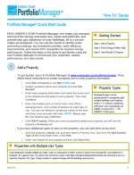Image of Portfolio Manager Start Guide