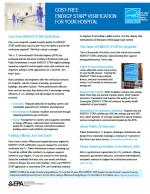 Pro Bono Factsheet Hospitals