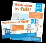 Dishwasher activity kit