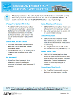 2021 ENERGY STAR Heat Pump Water Heater Sales Guide
