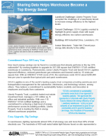 front page of CEVA case study