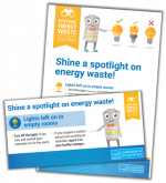 Spotting Energy Waste - Lighting activity kit