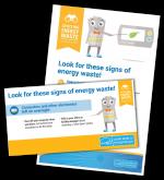 Spotting Energy Waste: Heating/Cooling activity kit