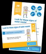 Spot Water Waste