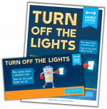 Turn Off the Lights activity kit