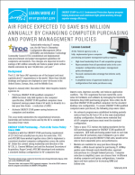 thumbnail of US Air Force Power Management Case Study