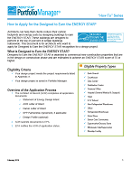 This is a screenshot of the first page of the step-by-step guide for applying for DEES recognition.