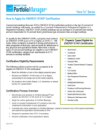 """First page of """"How to apply for ENERGY STAR certification"""""""