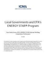 cover of ICMA case study