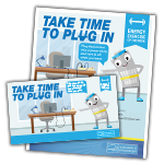 Take Time to Plug In activity kit