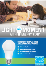 Light the Moment Shelf-talker Image 2