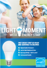 Light the Moment Shelf-talker Image 4