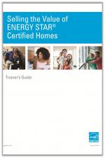 ENERGY STAR Certified Homes - Sales Training Kit