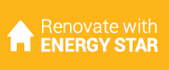 Rennovate with ENERGY STAR