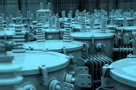 image of distribution transformers