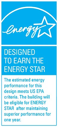 High resolution 'Desiged to Earn the ENERGY STAR' mark