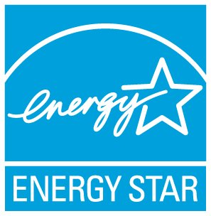 High resolution ENERGY STAR certification mark