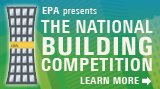 ENERGY STAR National Building Competition logo.