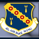 Logo for AETC Maxwell AFB