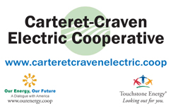 Logo for Carteret-Craven Electric Cooperative