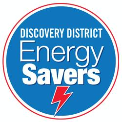 Logo for Discovery District Energy Savers - AEP Ohio
