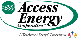 Logo for Access Energy Cooperative