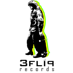 Logo for 3Flip Records