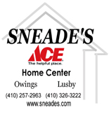 Logo for Sneade's Ace Home Center