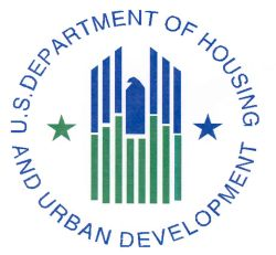 Logo for U.S. HUD - Fort Worth Regional Office