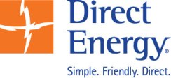 Logo for Direct Energy