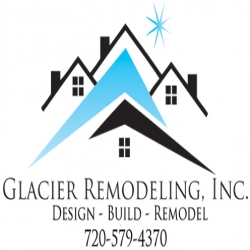 Logo for Glacier Remodeling, Inc.
