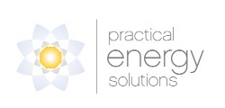 Logo for Practical Energy Solutions