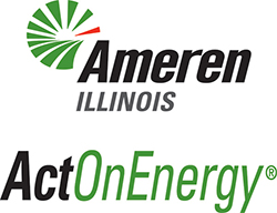 Logo for Ameren Illinois