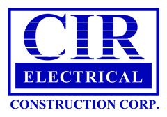 Logo for CIR Electrical Construction Corp.