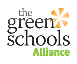 Logo for Green Schools Alliance