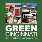 Logo for Green Cincinnati Education Advocacy