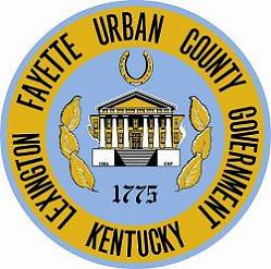 Logo for Lexington-Fayette Urban County Government